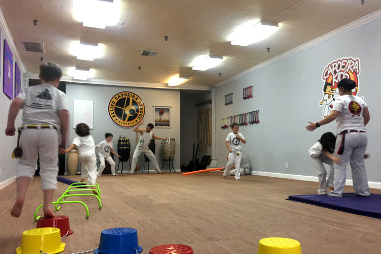 Allied Capoeira League