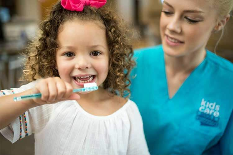 Kids Care Dental - Sacramento