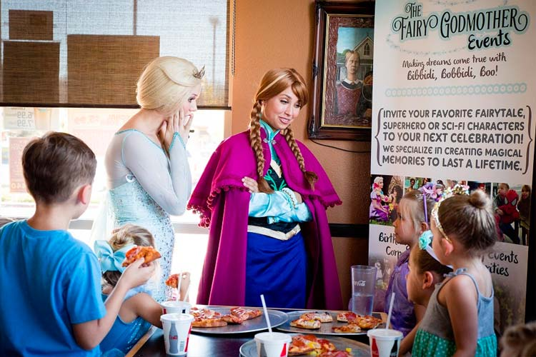 The Fairy Godmother Events