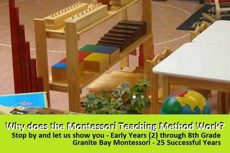 Granite Bay Montessori